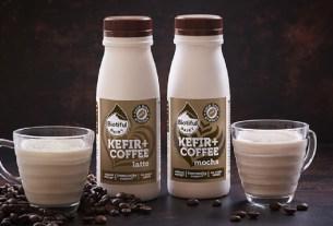 Biotiful Dairy, кофе с кефиром, кефирное кофе
