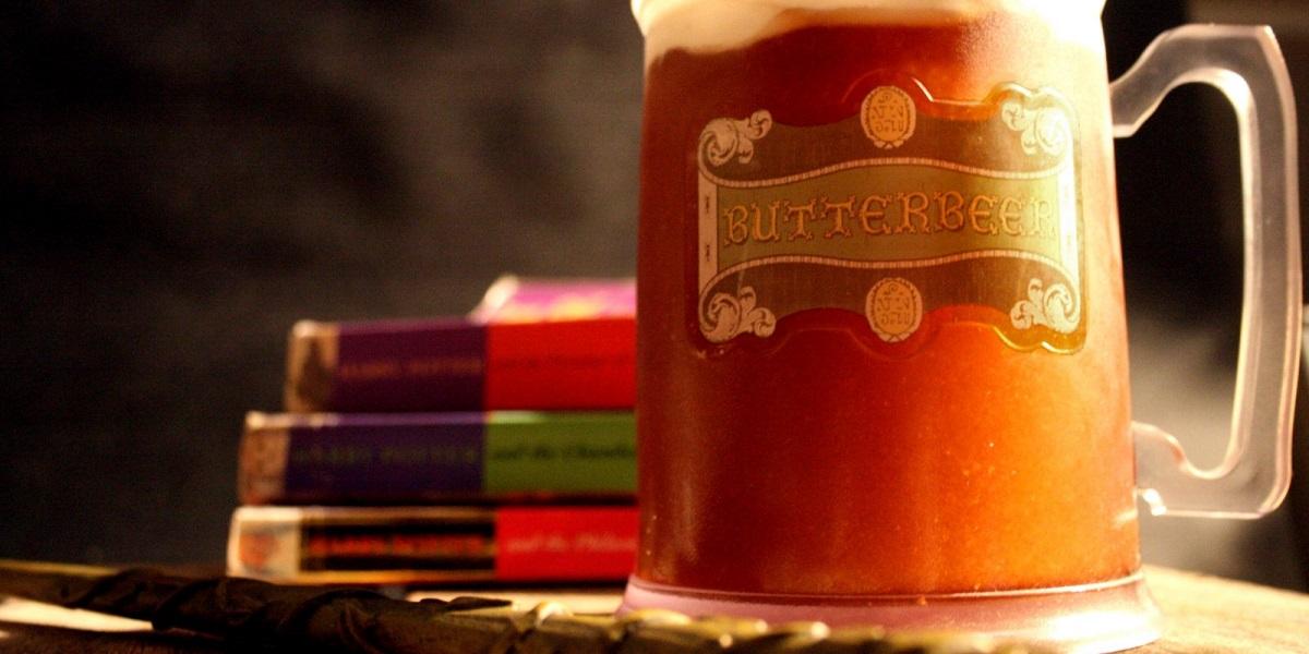 Сливочное пиво, Гарри Поттер, Азбука Вкуса
