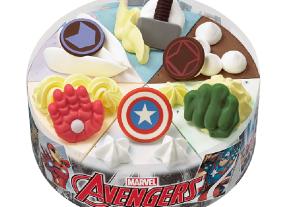 Торт, Мстители, Marvel
