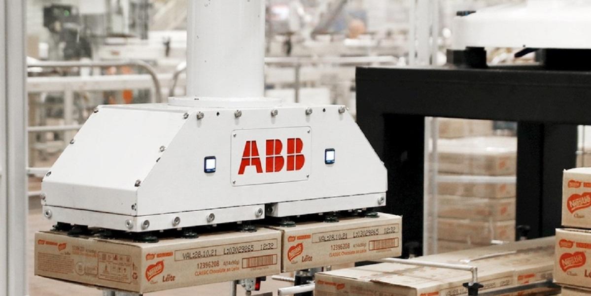 ABB, Nestlé, Бразилия, роботы, SafeMove