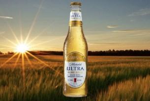 Michelob Ultra, Anheuser-Busch InBev, AB InBev, пиво, солнечная энергия