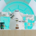Robotic Coffee Master, Beijing Orion Star Technology Co., робот, бариста, идеальный кофе