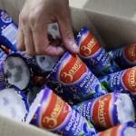 мороженое, потребление мороженого, Россельхозбанк