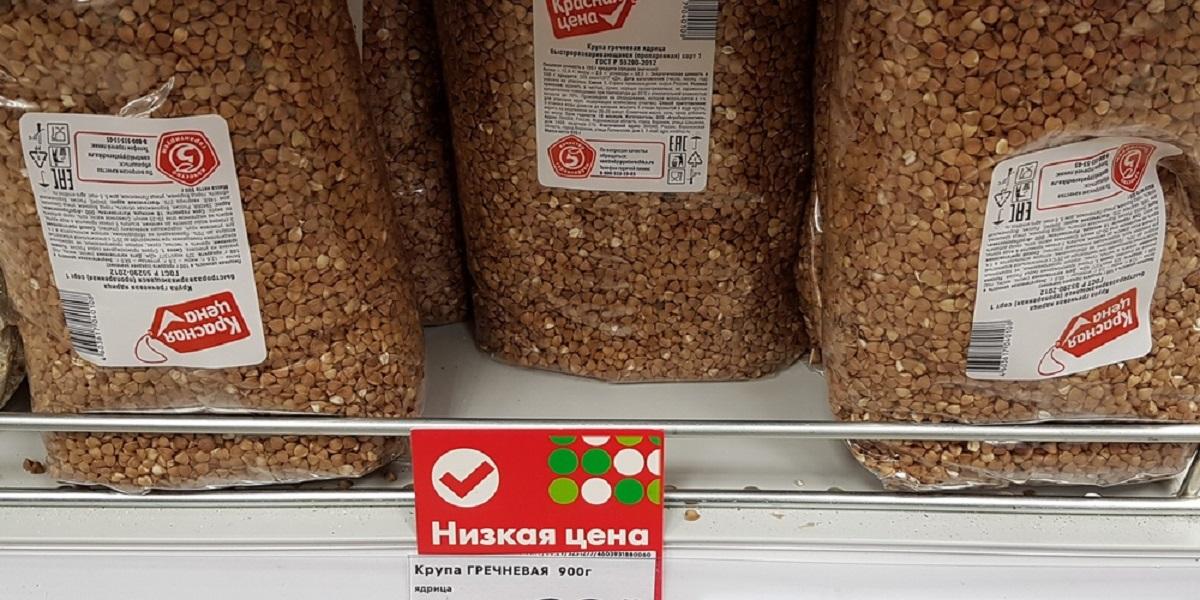 цена гречки, стоимость производства, Матвиенко