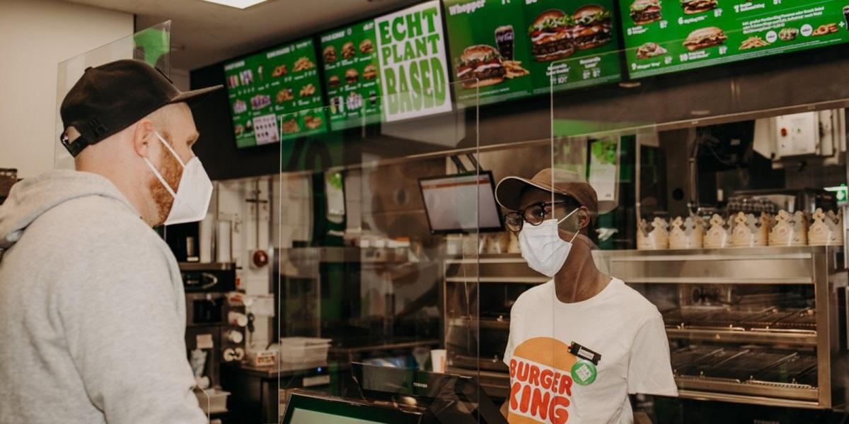 Burger King, Burger King без мяса, веганский Burger King, Burger King Кёльн