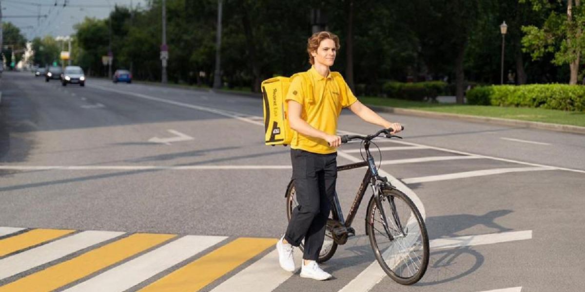 «Яндекс.Еда», доставка, городские парки Москвы