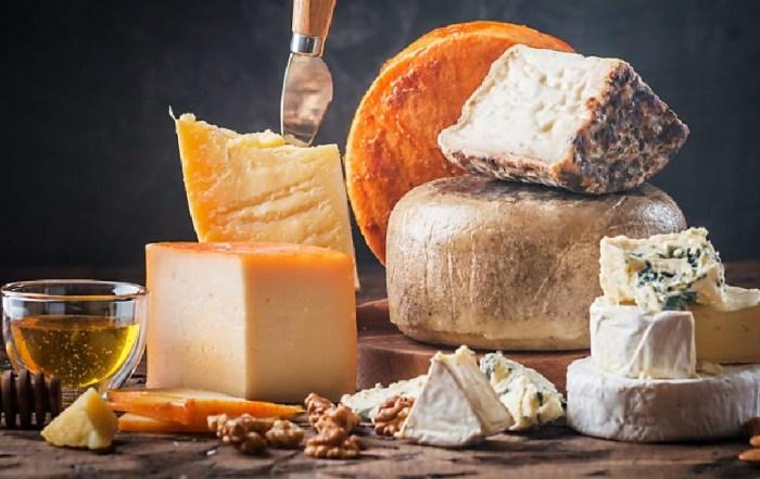 Сыр, сорта