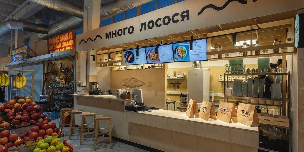 «Много лосося», экспансия, доставка, X5 Group, готовые блюда, Санкт-Петербург