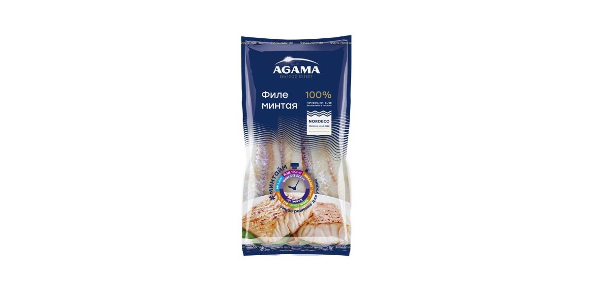 Agama, «Бухта изобилия», замороженная рыба, БАДы, пищевые добавки