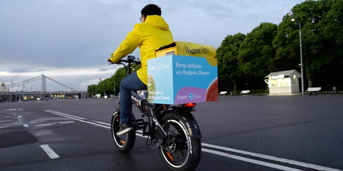 «Яндекс. Лавка», онлайн, доставка, Yango Deli, Великобритания
