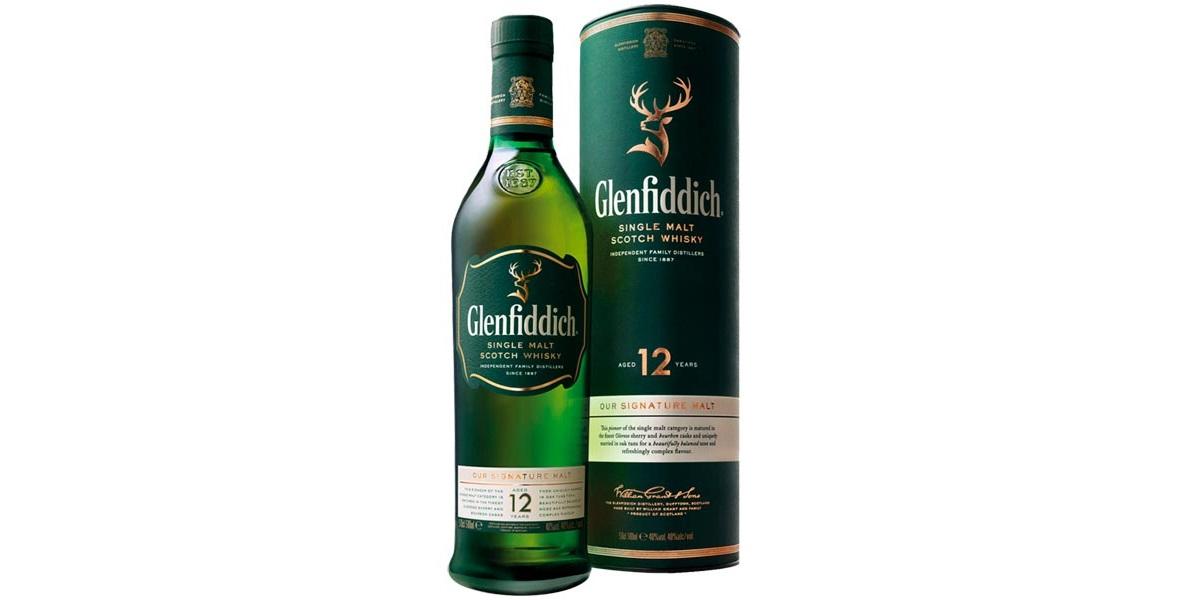 виски Glenfiddich, биотопливо Glenfiddich, шотландский виски