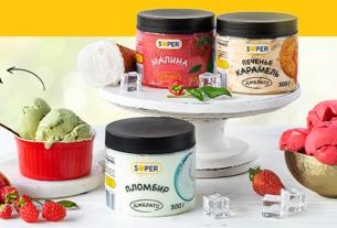 «Утконос ОНЛАЙН», джелато, сорбет, итальянское мороженое, СТМ, SUPER
