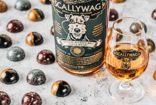 Конфеты с виски, Scallywag, Шотландия, шотландский виски, Sugarsnap, Mortlach, The Macallan, The Glenrothes