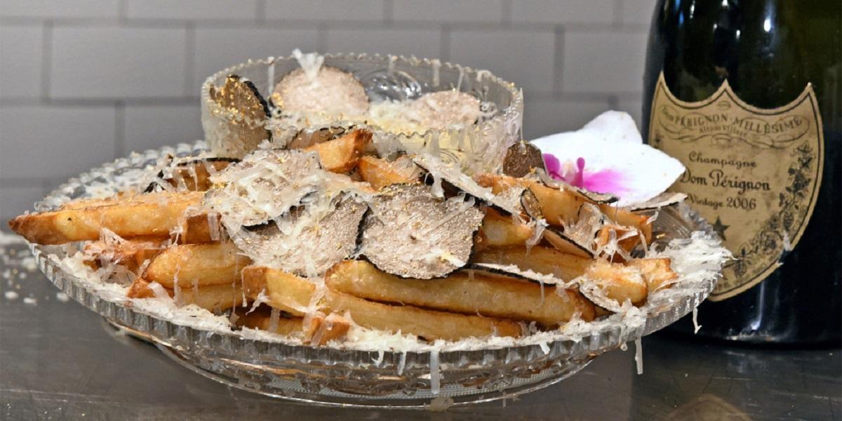Creme de la Creme Pommes Frites, Serendipity3, картофель фри, рекорд Гиннеса, самый дорогой картофель фри