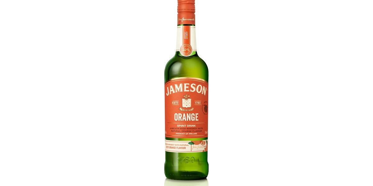 Jameson Orange, виски Jameson Orange, апельсиновый виски