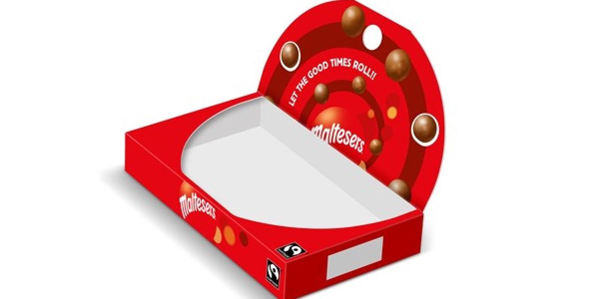 Maltesers, коробка