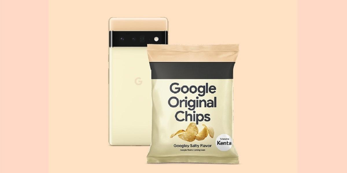Google Pixel 6, чипсы Google, чипы Google