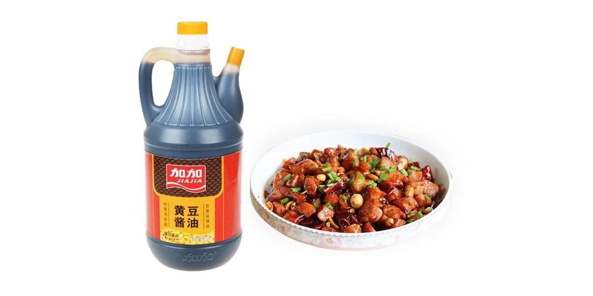 соевый соус, снижение соли, китайский соус, Jiajia Foods