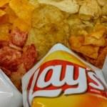 Lay's, чипсы Lay's, картофель, крупнокалиберный