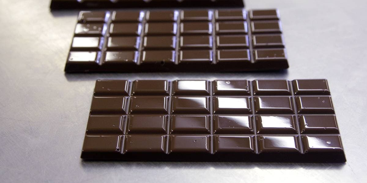 Канада, шоколад, высококачественный шоколад, масло какао, «форма 5», структура шоколада