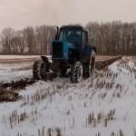 Забайкальский край, режим чс, снегопад, потеря урожая