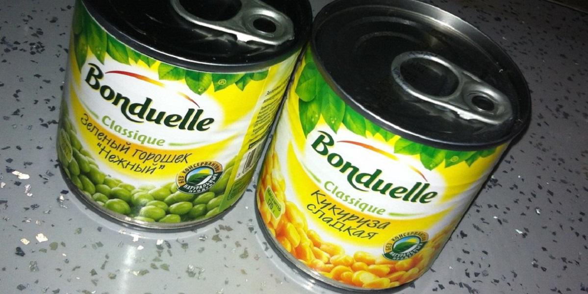 «Бондюэль-Кубань», «Кубанские консервы», Bonduelle, консервы, зеленый горошек, кукуруза, органикао