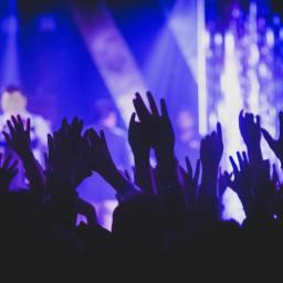 Jesus at a Concert