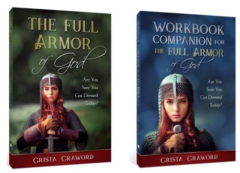 Book and Workbook for the Armor of God 3D cover photo