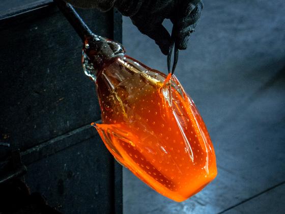 Fabricação do Cristal Artístico