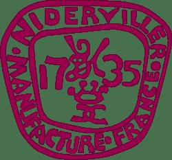 Logo de la faïencerie de Niderviller