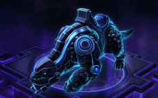 Montaria Fera de Batalha do Nexus no Heroes of the Storm