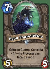Égua Esquelética