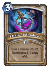 elixir of shadows