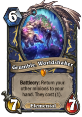 grumble worldshaker