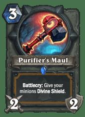purifier's maul