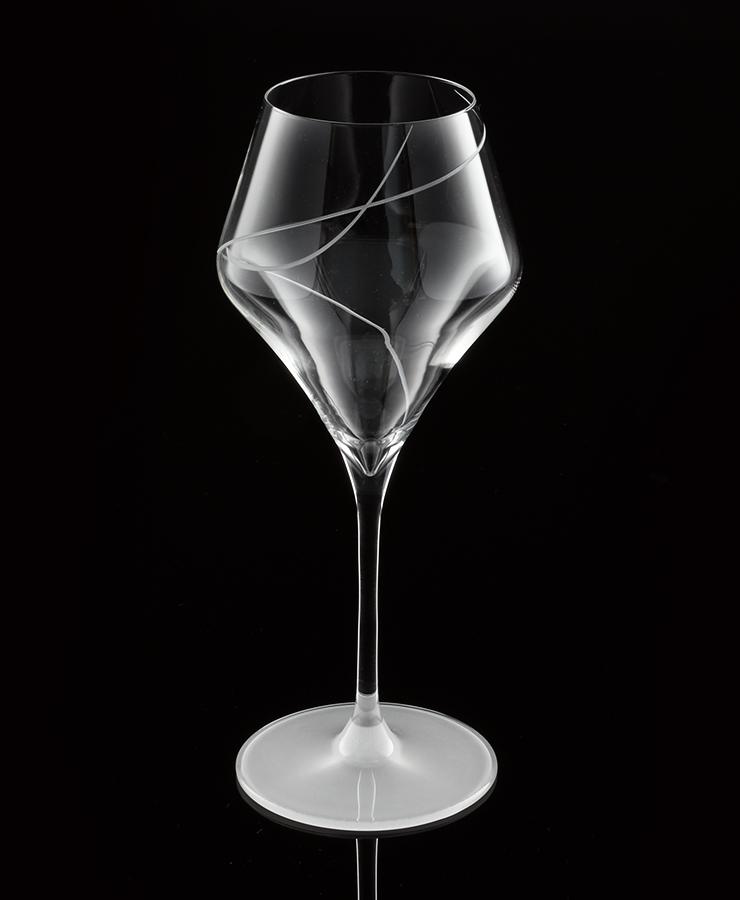 coffret de 6 verres a vin rouge oenologie