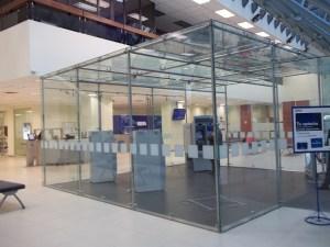 Estructura, acero inoxidable, cristal templado, transparencia, resistencia vidrio, vidrio estructural, acero y vidrio estructural