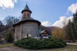 Church of Prislop Monastery