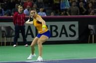 Simona Halep @ Fed Cup