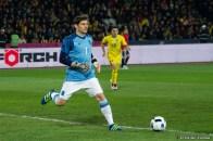 Iker Casillas in Romania - Spain