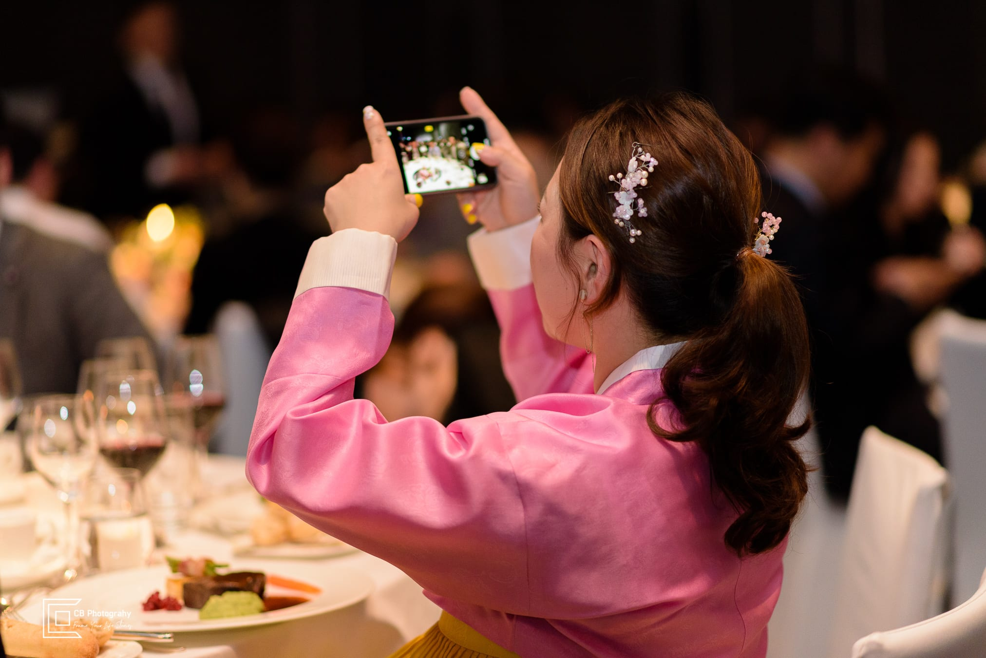 Event photography for Swedish Chamber of Commerce by Cristian Bucur photographer in Tokyo