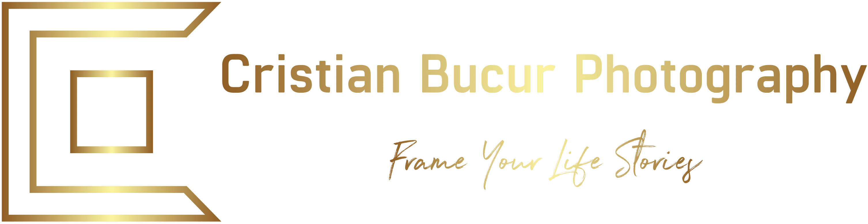 Cristian Bucur Photography Logo