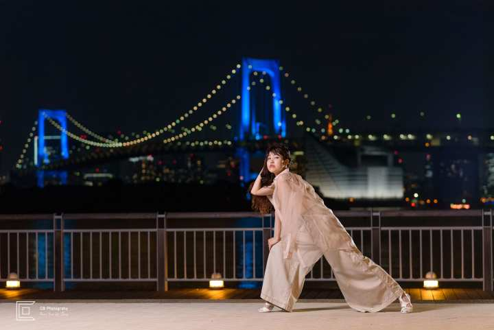 New Atmospheric & Fabulous Night Portrait Images in Tokyo