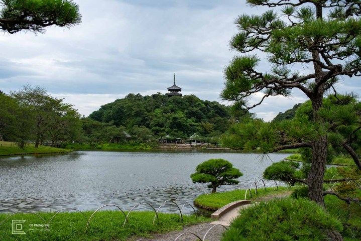 What to do while in Yokohama? Visit Sankeien Garden Park #1