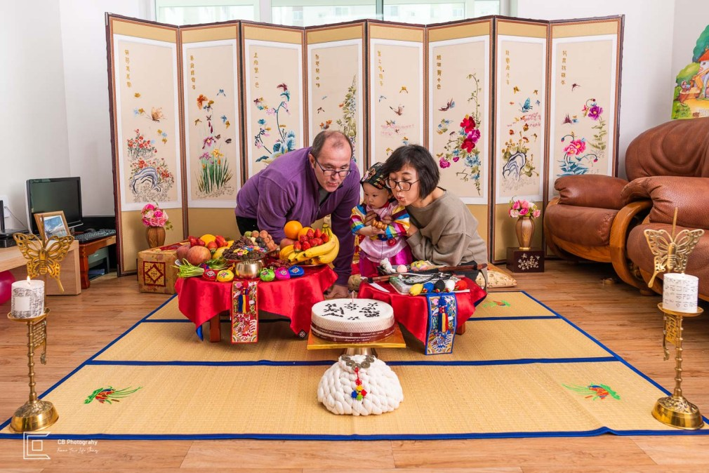 Private Events, 1st birthday- Asian traditions