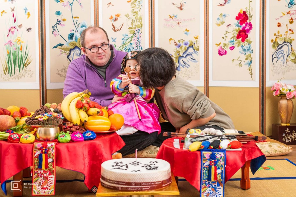 1st birthday- Asian traditions