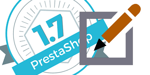 Modificar la plantilla por defecto en Prestashop 1.7