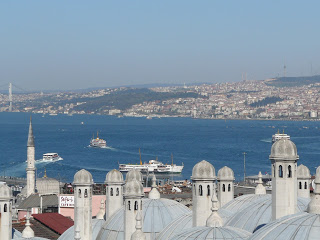 Istanbul'a Höşgeldiniz! (1): Metropola situată pe 2 continente