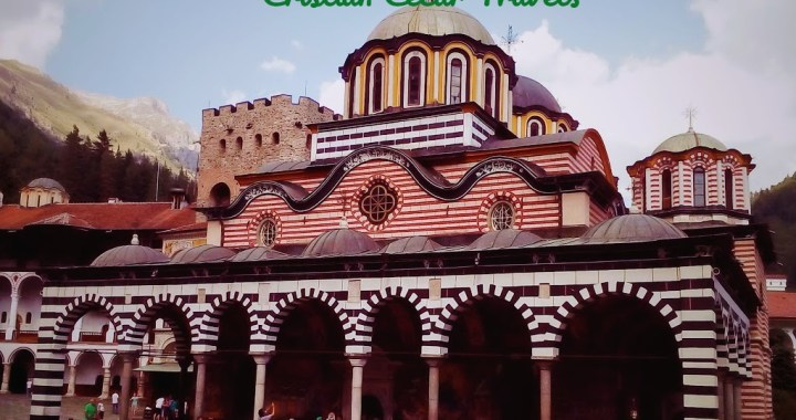 Manastirea Rila, emblema Bulgariei?