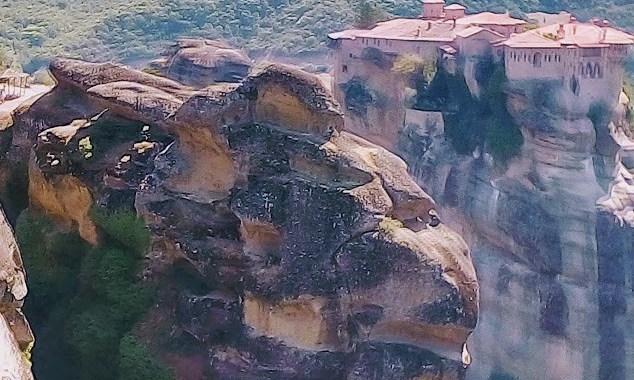 Meteora, cel mai spectaculos loc din Grecia